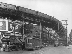 The Ninth Avenue El