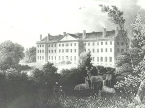 Bloomingdale Insane Asylum in 1834