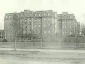 John C. Green Memorial Building circa 1890