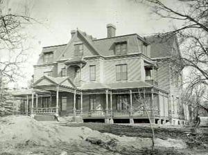 Macy Villa circa 1890