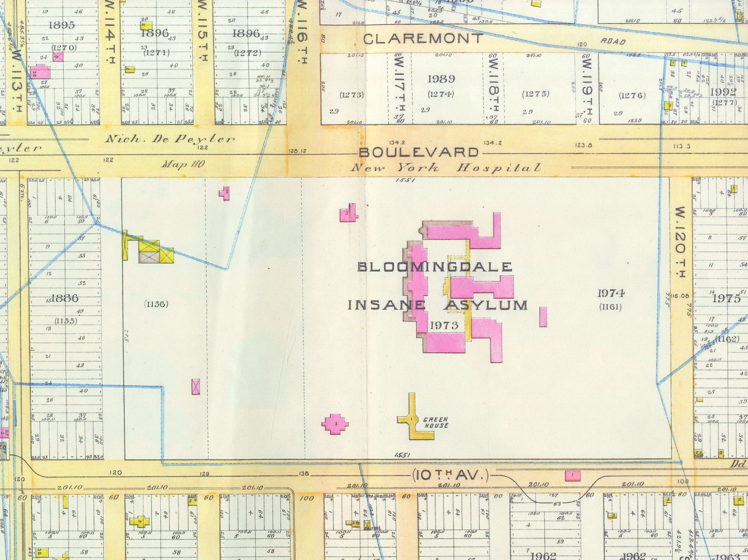 bloomingdale history History of the Bloomingdale area on