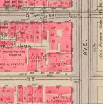 1921 Real Estate Map